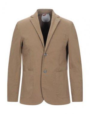 Пиджак PRIMO EMPORIO. Цвет: хаки