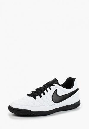 Бутсы зальные Nike MAJESTRY IC INDOOR/COURT FOOTBALL BOOT. Цвет: белый