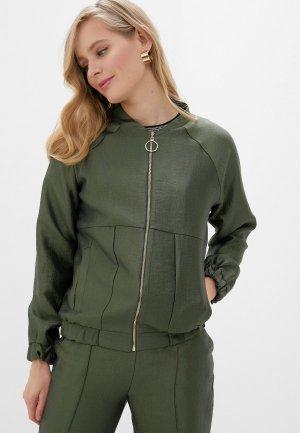 Куртка Perspective. Цвет: хаки