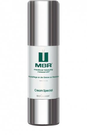 Специальный защищающий крем для лица BioChange Cream Special Medical Beauty Research. Цвет: бесцветный