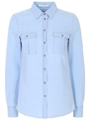Рубашка джинсовая BOSS
