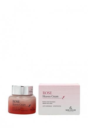Крем для лица The Skin House с экстрактом розы, 50 мл
