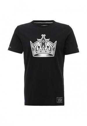 Футболка Atributika & Club™ NHL Los Angeles Kings. Цвет: черный