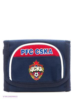 Кошелек Atributika & Club. Цвет: синий