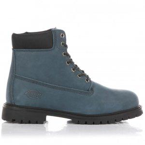 Ботинки San Francisco Dickies. Цвет: серый