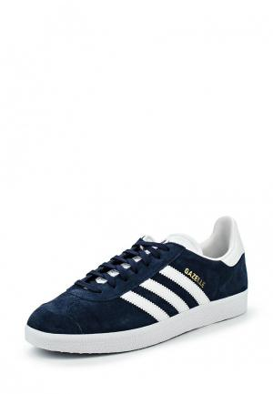 Кеды adidas Originals GAZELLE. Цвет: синий