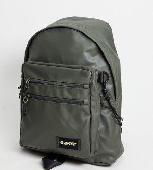 Рюкзак оливкового цвета Dillon-Зеленый цвет Hi-Tec