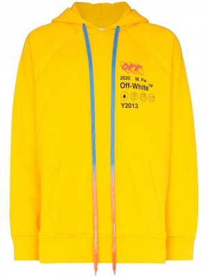 Худи Industrial Y013 Off-White