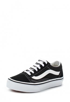 Кеды Vans UY Old Skool. Цвет: черный