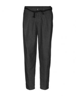 Повседневные брюки EX-J. Цвет: стальной серый