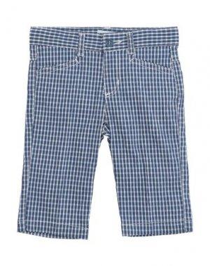 Повседневные брюки I GIANBURRASCA. Цвет: синий