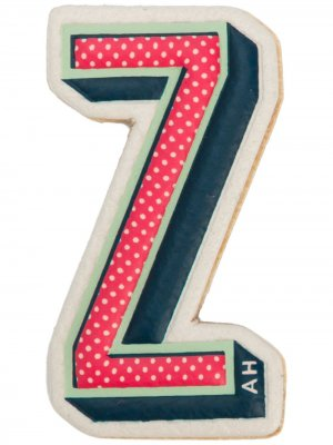 Стикер Z Anya Hindmarch. Цвет: разноцветный