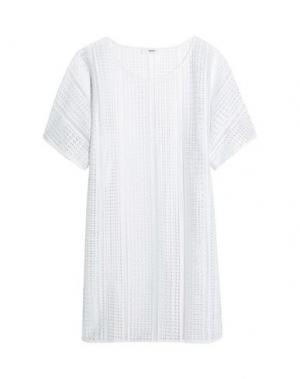 Блузка MIKOH. Цвет: белый