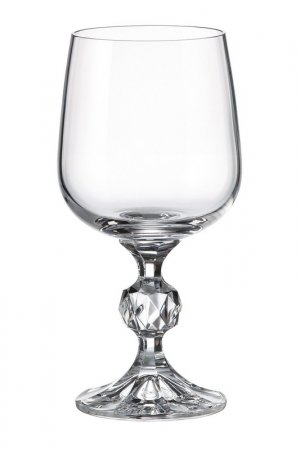 Набор бокалов 230 мл, 6 шт Crystalite Bohemia. Цвет: прозрачный