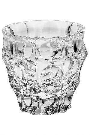 Набор для виски Fortune 1+6 CRYSTAL BOHEMIA. Цвет: прозрачный