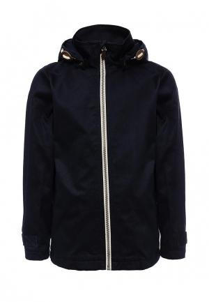 Куртка Little Pieces. Цвет: синий