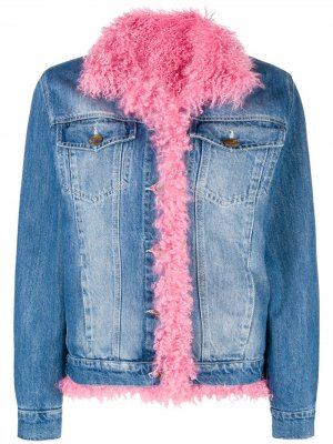 Tania denim jacket Simonetta Ravizza. Цвет: синий