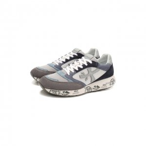 Комбинированные кроссовки Zac-zac Premiata. Цвет: разноцветный