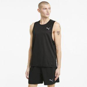 Майка Favourite Mens Running Singlet PUMA. Цвет: черный