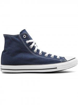 Хайтопы All Star Converse. Цвет: синий