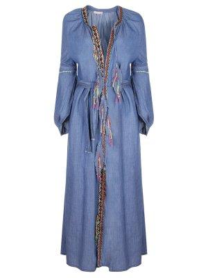 Aida/18 ANJUNA. Цвет: синий