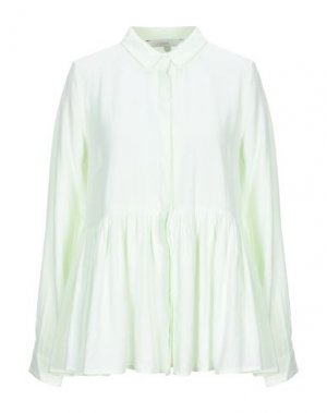 Pубашка NÜMPH. Цвет: светло-зеленый