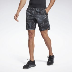 Спортивные шорты Epic Lightweight Reebok. Цвет: black