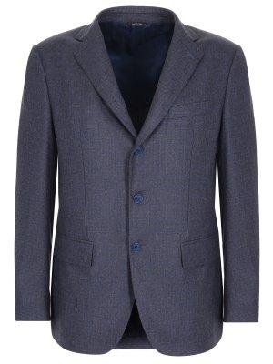 Пиджак классический шерстяной LORO PIANA