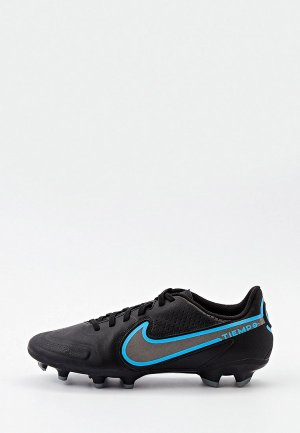 Бутсы Nike LEGEND 9 ACADEMY FG/MG. Цвет: черный