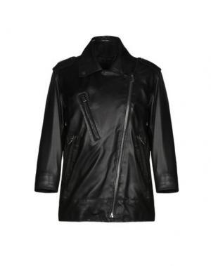Куртка ENES. Цвет: черный