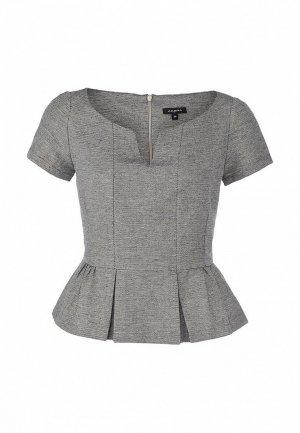 Блуза Axara AX003EWFU585. Цвет: серый