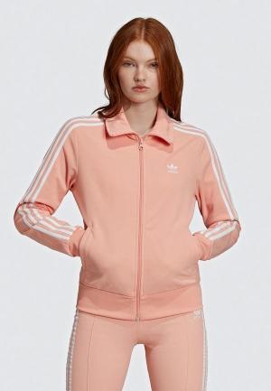Олимпийка adidas Originals TT. Цвет: розовый