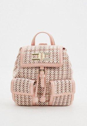 Рюкзак Elisabetta Franchi. Цвет: розовый