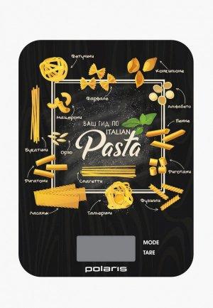 Весы кухонные Polaris PKS 1054DG Pasta