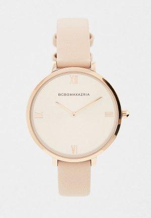 Часы BCBGMaxAzria. Цвет: бежевый