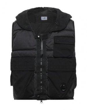 Куртка C.P. COMPANY. Цвет: черный