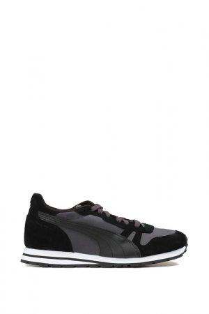 Кроссовки Yarra Classic Puma. Цвет: серый
