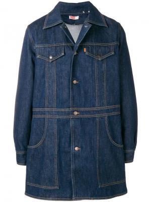 Джинсовая куртка Safari