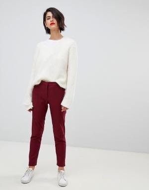 Стретчевые джинсы скинни 2NDDAY 2nd Day. Цвет: красный