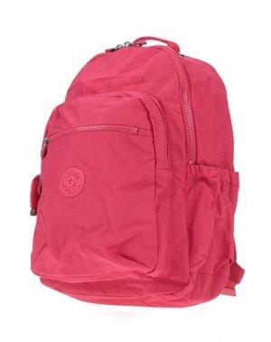 Рюкзаки и сумки на пояс KIPLING. Цвет: фуксия