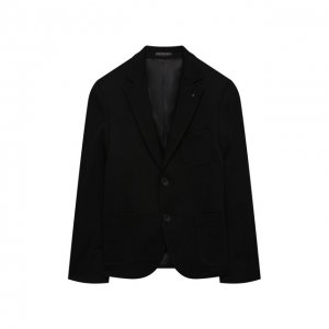 Пиджак Alessandro Borelli Milano. Цвет: чёрный