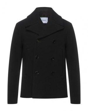 Пальто DONDUP. Цвет: черный