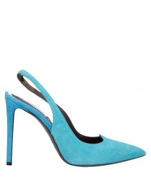 Туфли MAGLI by BRUNO. Цвет: бирюзовый