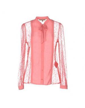 Pубашка BETTY BLUE. Цвет: розовый