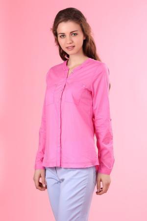 Блузa SE Stenau. Цвет: розовый