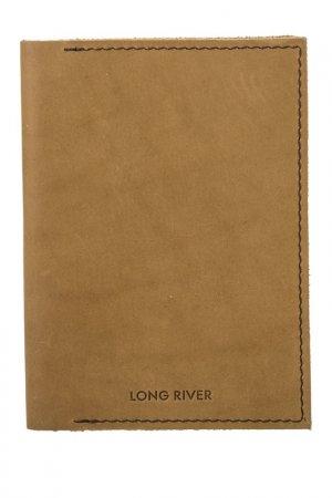 Обложка LONG RIVER. Цвет: бежевый
