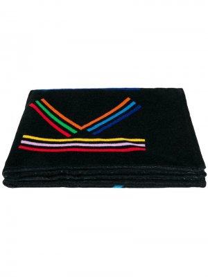 Пляжное полотенце Kenzo. Цвет: черный
