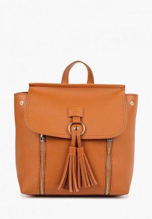 Рюкзак Bradex. Цвет: коричневый
