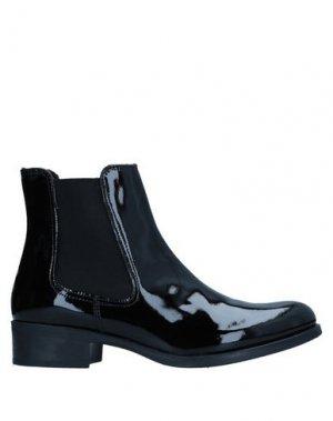Полусапоги и высокие ботинки CINTI. Цвет: черный