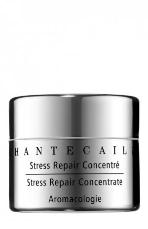 Концентрированный крем антистресс для кожи вокруг глаз Stress Repair Concentrate Chantecaille. Цвет: бесцветный